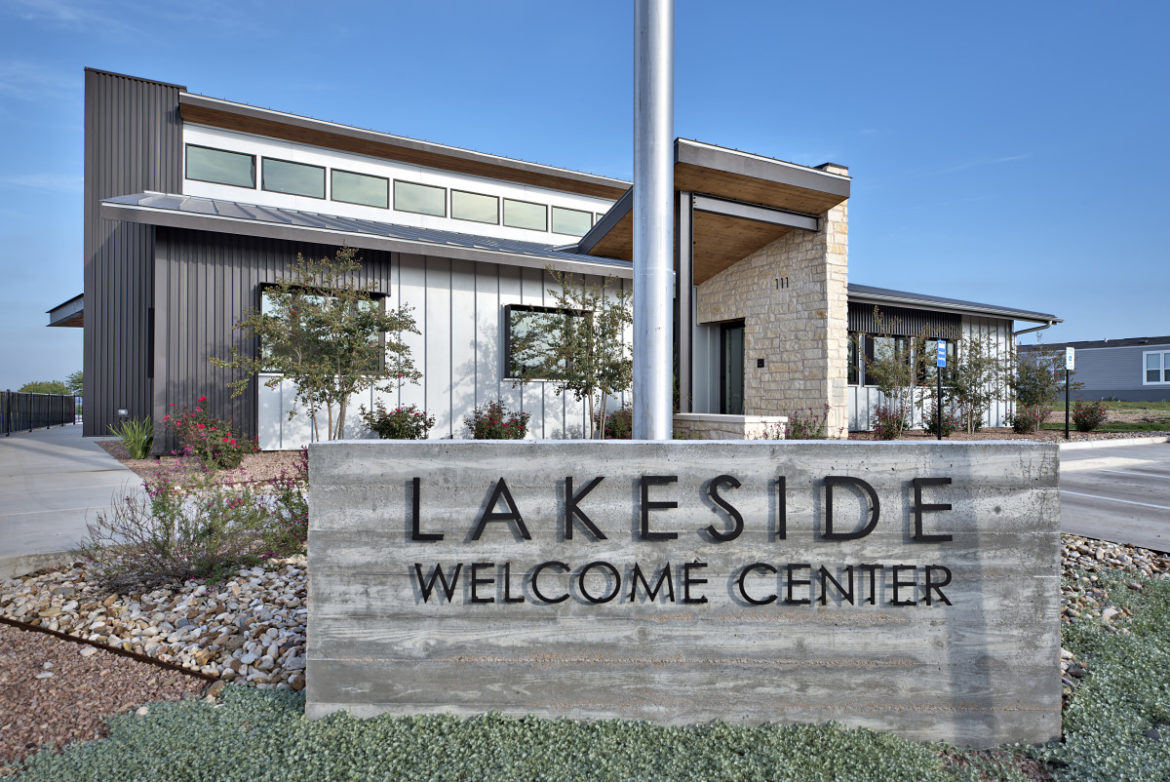 Lakeside Welcome Center