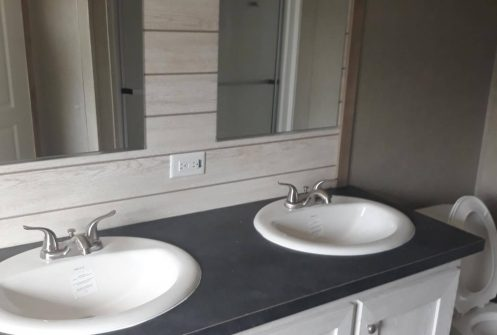 Resolution-double-sink
